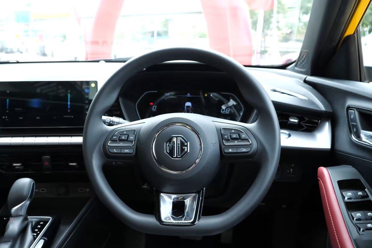 MG 5 2021 nhận cọc tại Việt Nam, đây là trải nghiệm thực tế trước ngày về đấu Cerato, Mazda 3 a10