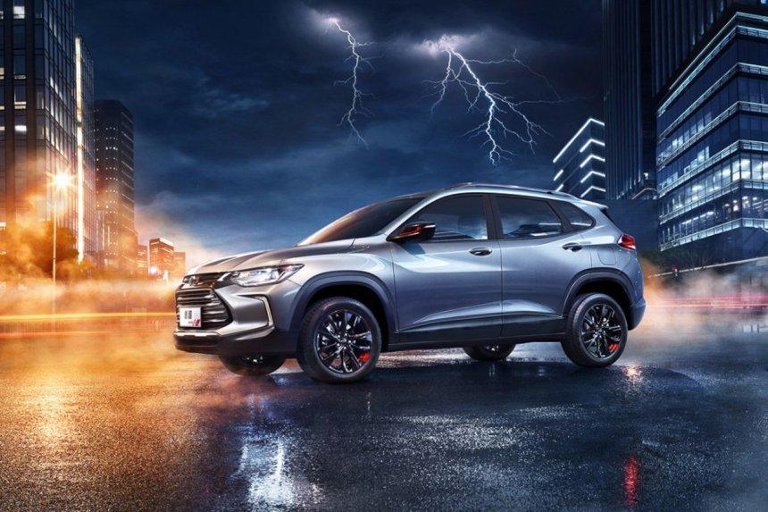 """Chevrolet Tracker 2022 trẻ trung, năng động và """"ngầu lòi""""."""