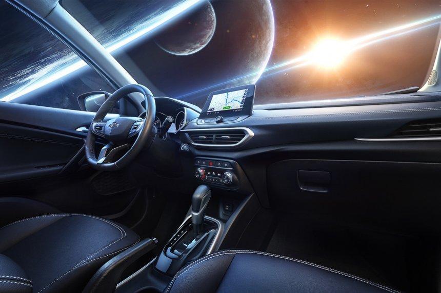 Chevrolet Tracker 2022 nhanh nhạy và tiết kiệm nhiên liệu.