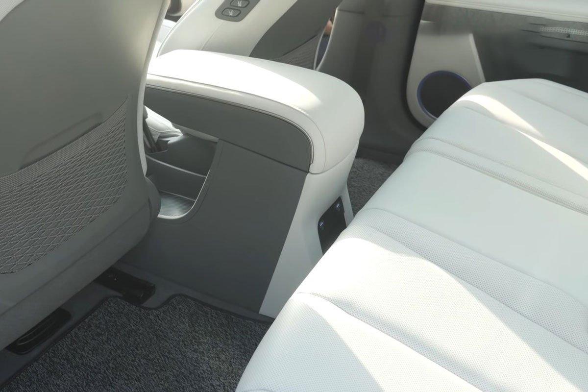 Bóc tem Hyundai Ioniq 5 2022 Xe điện xịn xò, cùng phân khúc Tucson, nhưng dài hơn cả Palisade a11