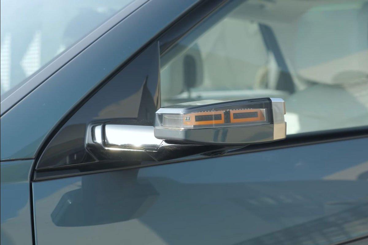 Bóc tem Hyundai Ioniq 5 2022 Xe điện xịn xò, cùng phân khúc Tucson, nhưng dài hơn cả Palisade a4
