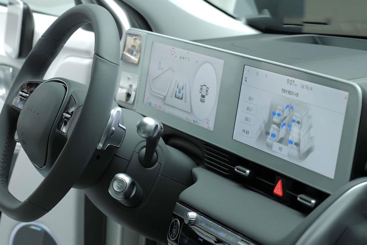 Bóc tem Hyundai Ioniq 5 2022 Xe điện xịn xò, cùng phân khúc Tucson, nhưng dài hơn cả Palisade a8