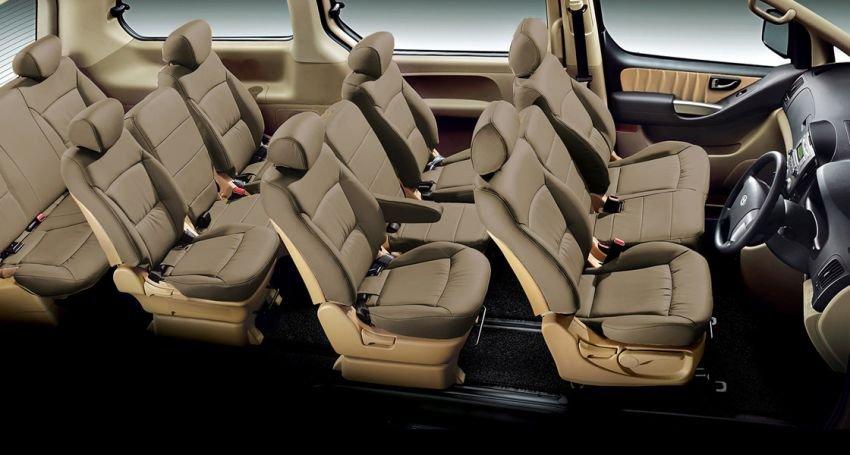 Hyundai Starex mới kèm theo nhiều dịch vụ hậu mãi hấp dẫn.