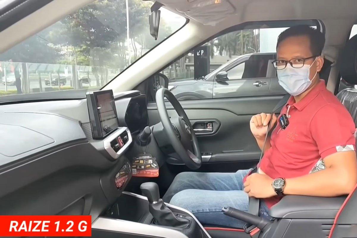 """Bóc tách"" hai bản Toyota Raize 2021, có đủ hấp dẫn đấu Kia Sonet? a15"