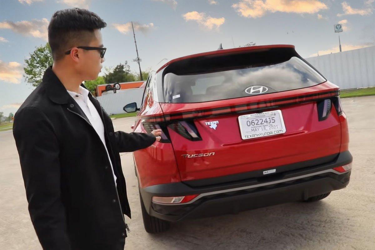Người Việt đánh giá chi tiết Hyundai Tucson 2022, đáng chờ đợi nhất năm nay a6