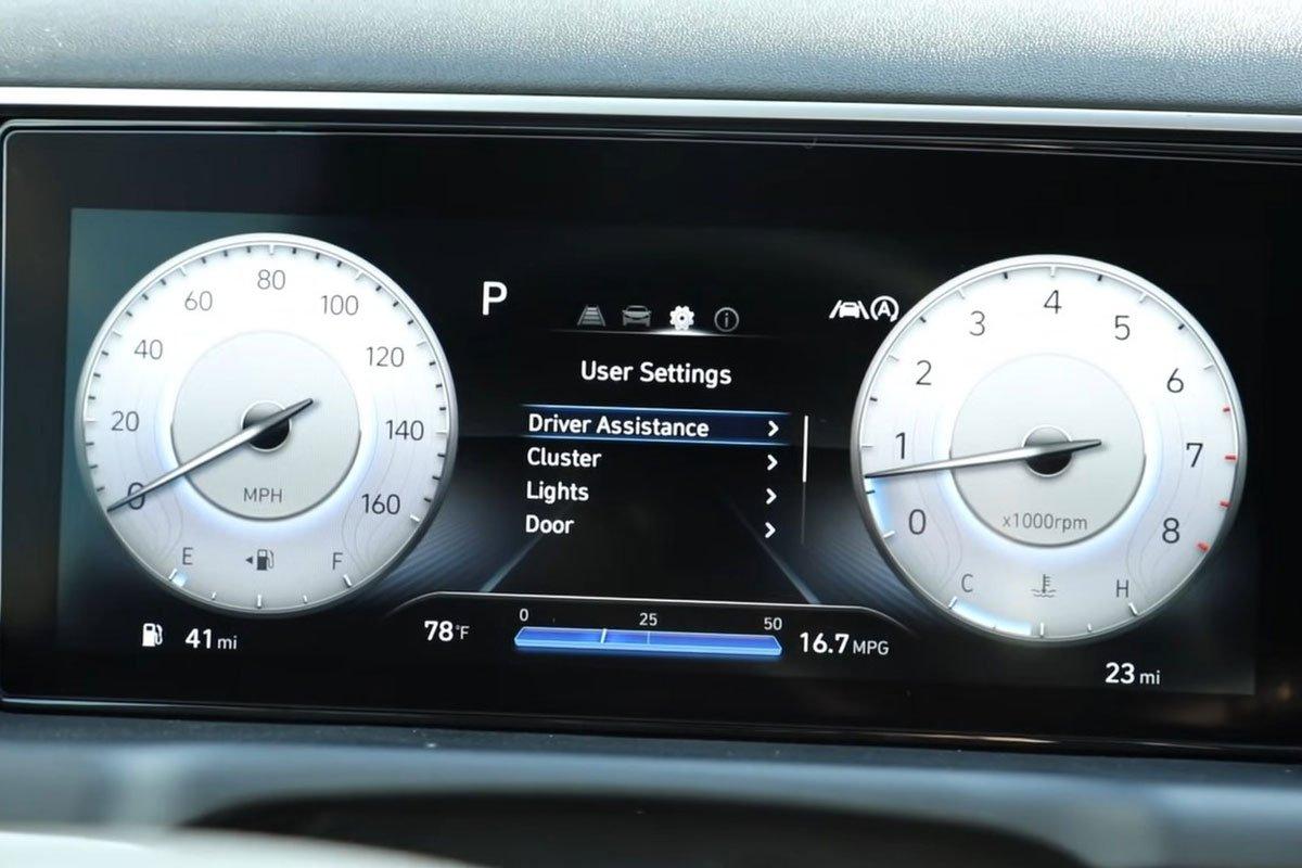 Người Việt đánh giá chi tiết Hyundai Tucson 2022, đáng chờ đợi nhất năm nay a10
