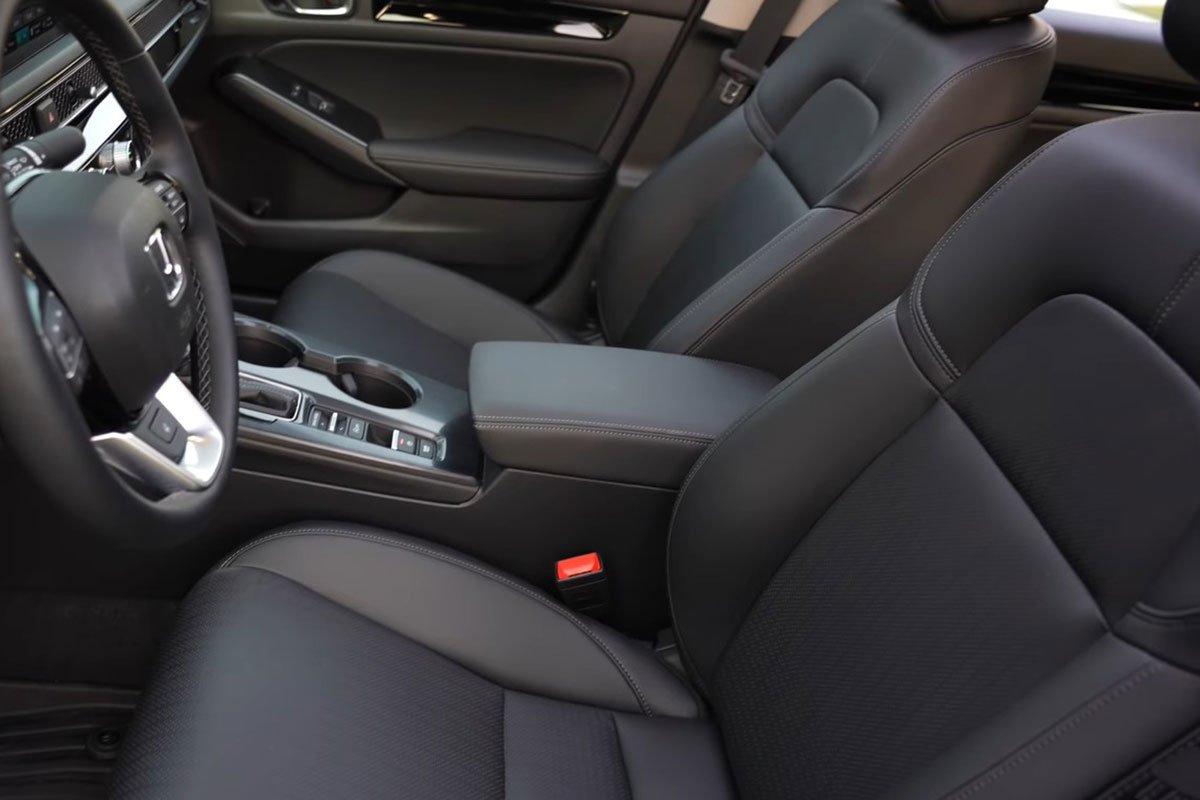 Ảnh ghế xe Honda Civic 2022