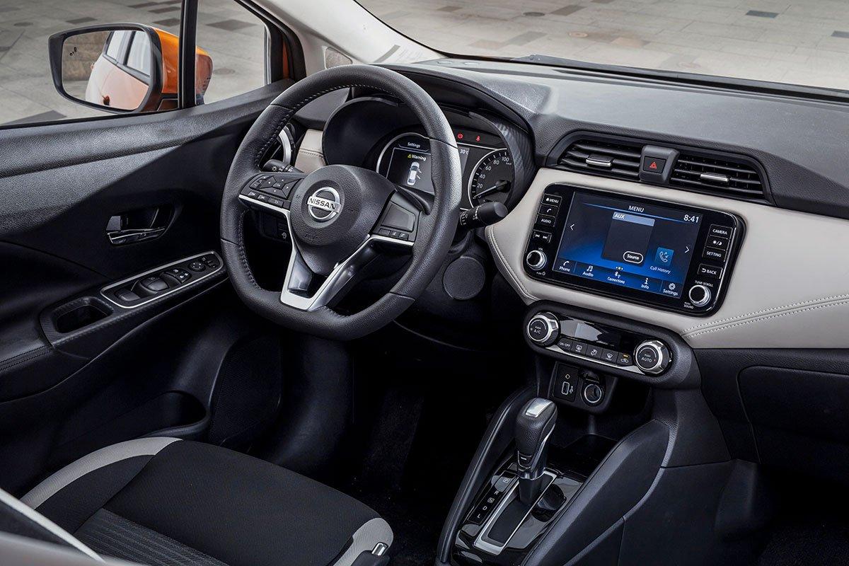 Nissan Almera 2021 ra mắt, giá cao nhất 579 triệu đồng, khách hàng đặt xe sớm nhận ngay ưu đãi 40 triệu đồng a6
