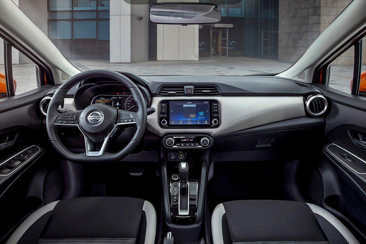 Nissan Almera 2021.
