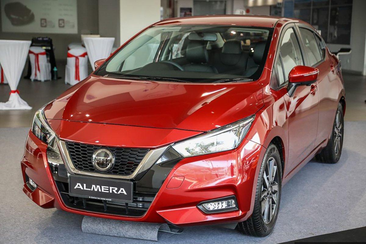 Nhiều người dùng chưa hài lòng về giá bán của Nissan Almera 2021.