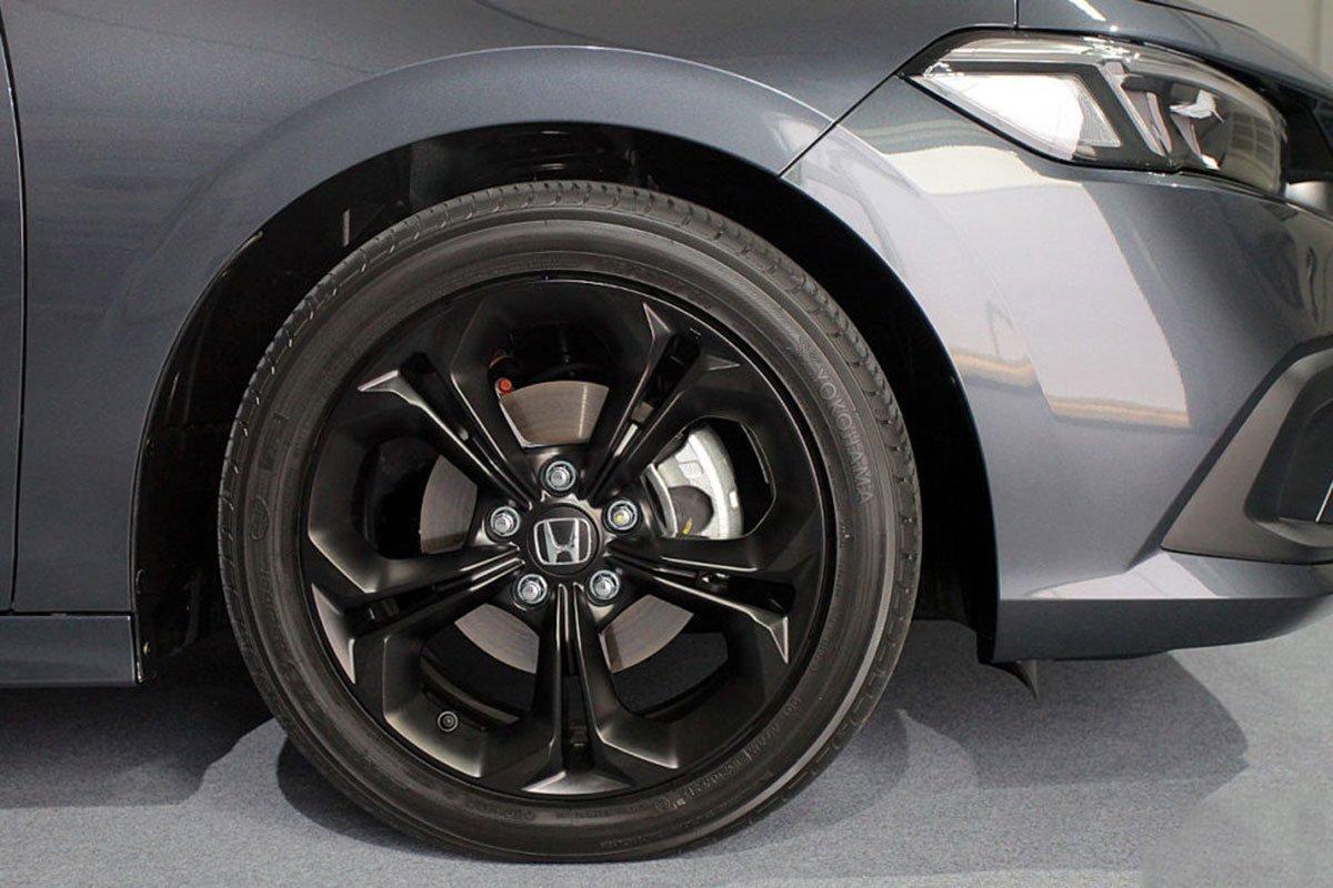 Honda Civic 2022 ra mắt Thái Lan, Việt Nam sẽ là thị trường tiếp theo? a3