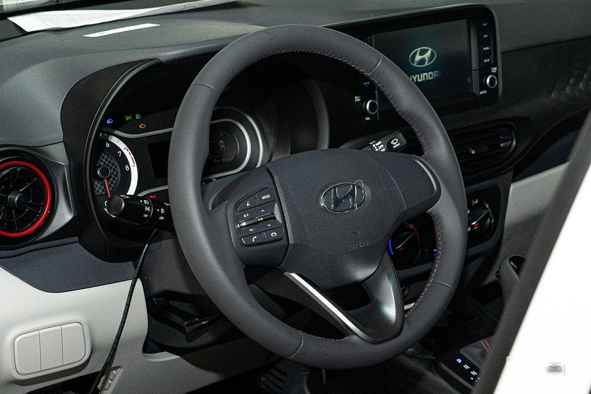 Cận cảnh Hyundai Grand i10 Sedan 2021: Nhiểu thay đổi, có thể khiến Kia Soluto mất khách a13