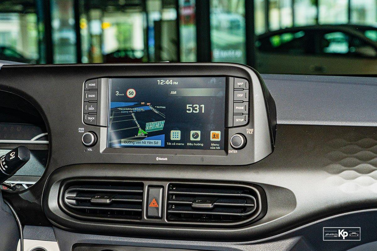 Cận cảnh Hyundai Grand i10 Sedan 2021: Nhiểu thay đổi, có thể khiến Kia Soluto mất khách a16