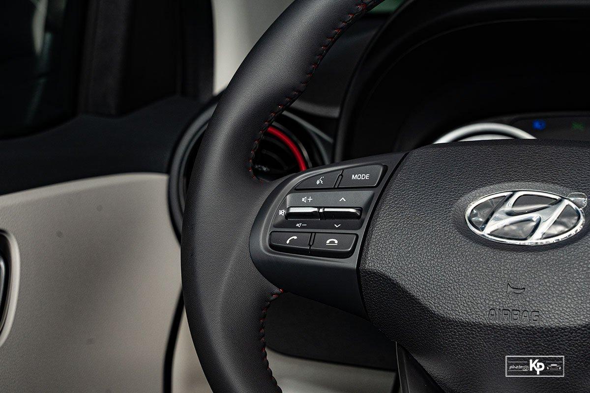 Cận cảnh Hyundai Grand i10 Sedan 2021: Nhiểu thay đổi, có thể khiến Kia Soluto mất khách a14
