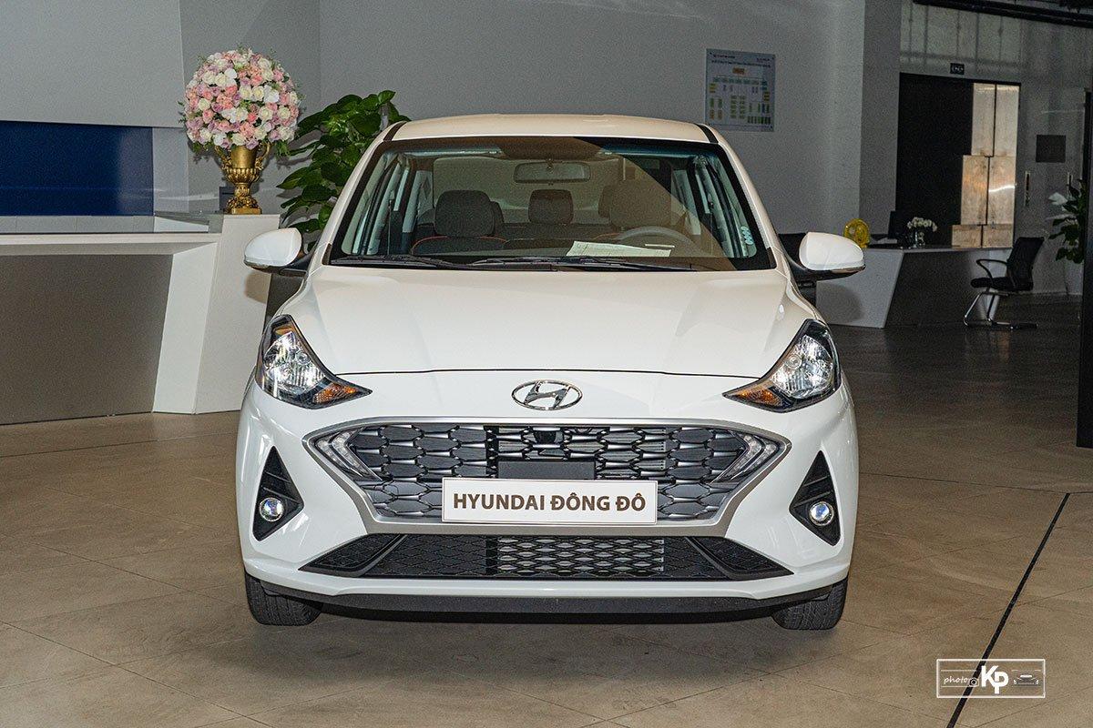 Cận cảnh Hyundai Grand i10 Sedan 2021: Nhiểu thay đổi, có thể khiến Kia Soluto mất khách a5