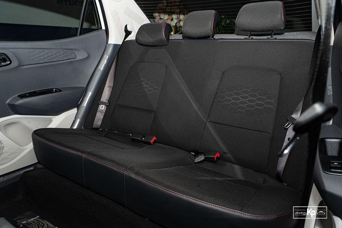 Cận cảnh Hyundai Grand i10 Sedan 2021: Nhiểu thay đổi, có thể khiến Kia Soluto mất khách a24