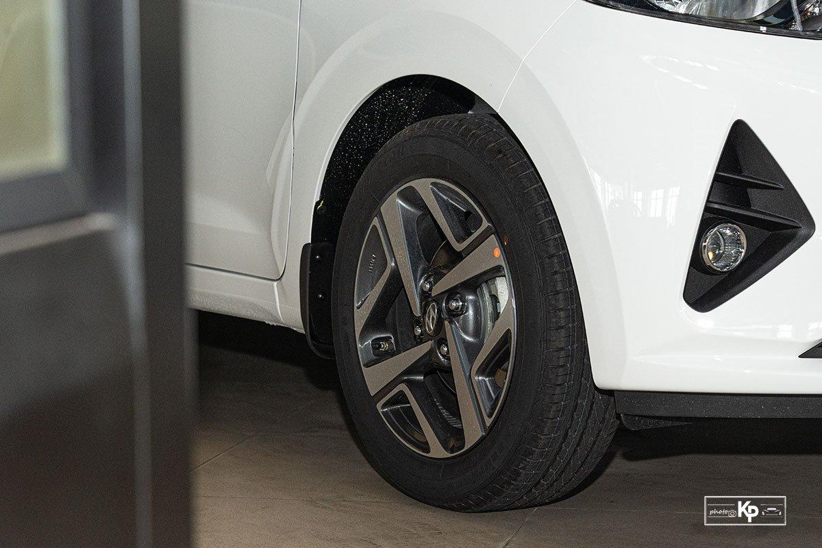 Cận cảnh Hyundai Grand i10 Sedan 2021: Nhiểu thay đổi, có thể khiến Kia Soluto mất khách a8