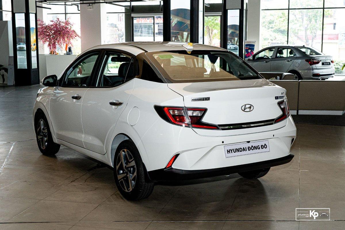 Cận cảnh Hyundai Grand i10 Sedan 2021: Nhiểu thay đổi, có thể khiến Kia Soluto mất khách a9