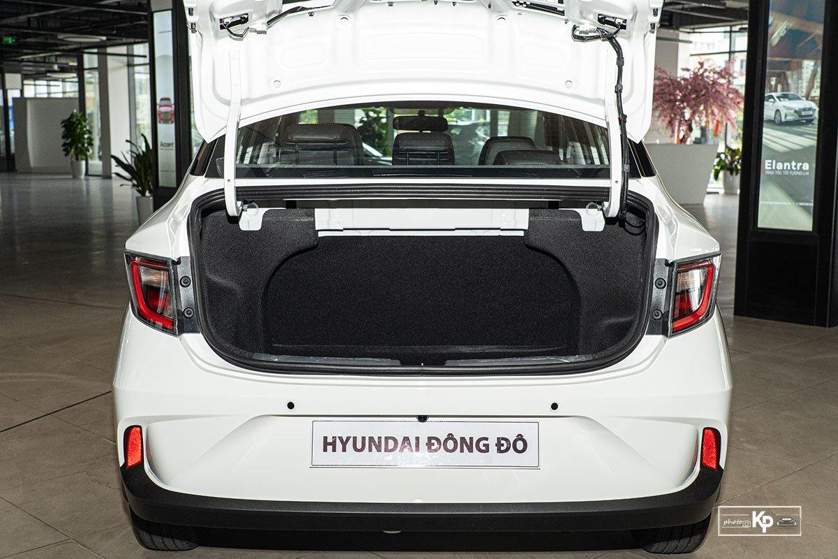 Cận cảnh Hyundai Grand i10 Sedan 2021: Nhiểu thay đổi, có thể khiến Kia Soluto mất khách a11