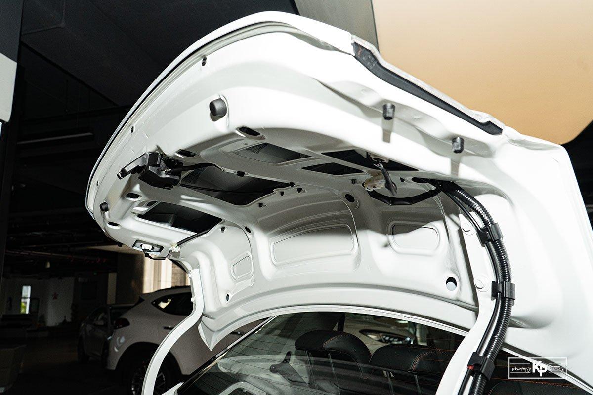 Cận cảnh Hyundai Grand i10 Sedan 2021: Nhiểu thay đổi, có thể khiến Kia Soluto mất khách a12