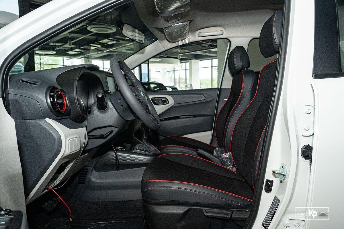 Cận cảnh Hyundai Grand i10 Sedan 2021: Nhiểu thay đổi, có thể khiến Kia Soluto mất khách a22