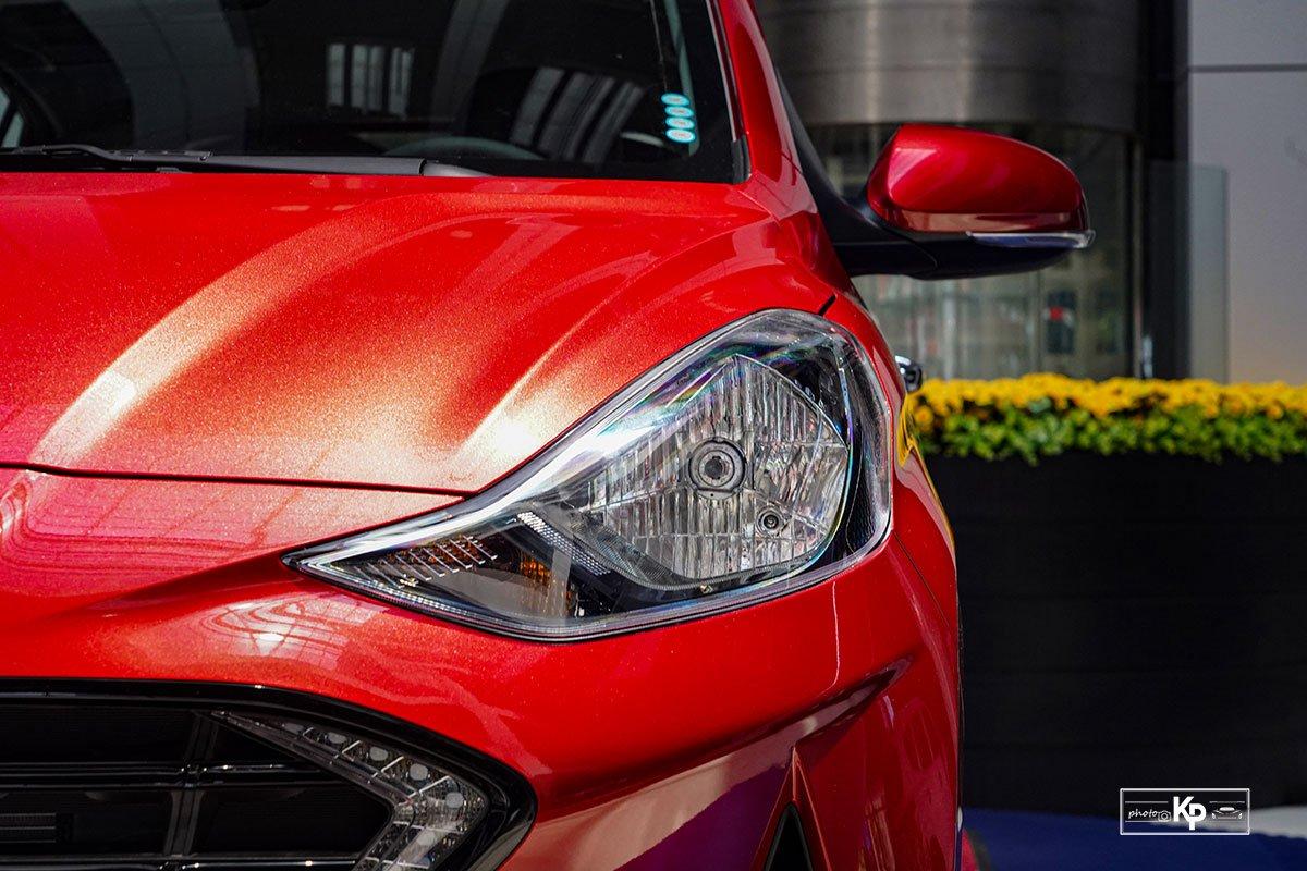 """""""Bóc tem"""" Hyundai Grand i10 Hatchback 2021 vừa về đại lý, 435 triệu đồng có đấu được Fadil? a6"""
