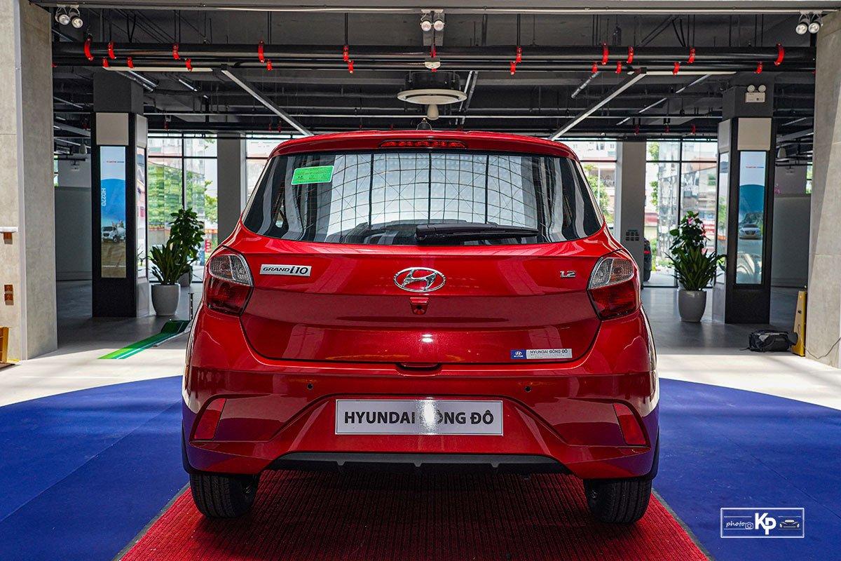 """""""Bóc tem"""" Hyundai Grand i10 Hatchback 2021 vừa về đại lý, 435 triệu đồng có đấu được Fadil? a9"""