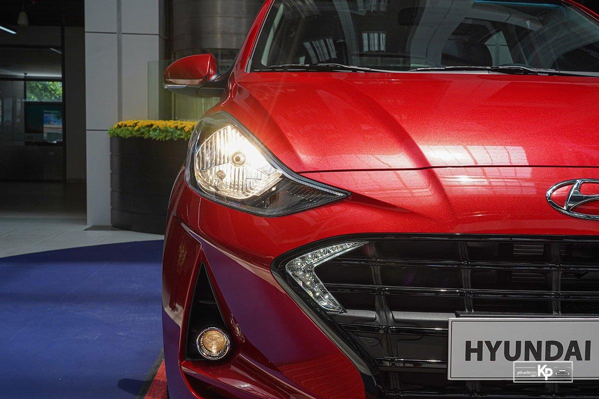 """""""Bóc tem"""" Hyundai Grand i10 Hatchback 2021 vừa về đại lý, 435 triệu đồng có đấu được Fadil? a5"""
