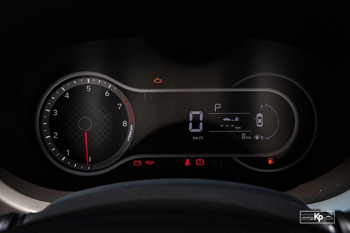 """""""Bóc tem"""" Hyundai Grand i10 Hatchback 2021 vừa về đại lý, 435 triệu đồng có đấu được Fadil? a15"""
