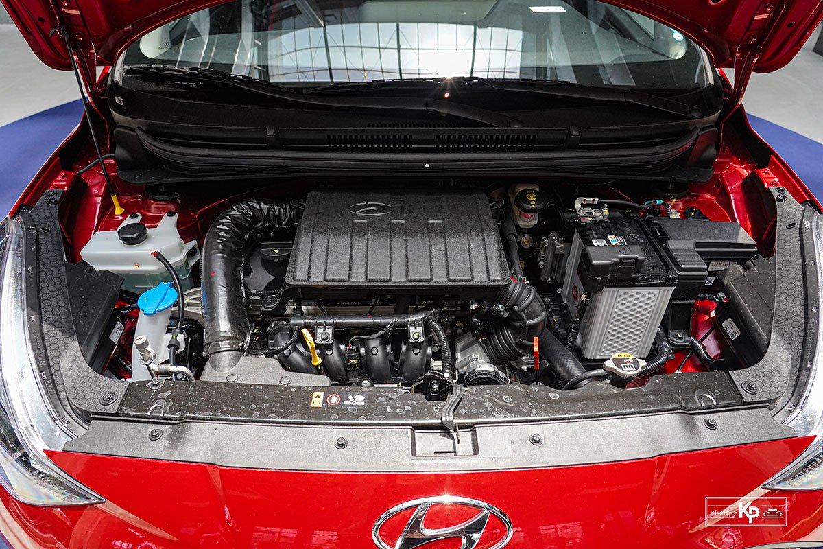 """""""Bóc tem"""" Hyundai Grand i10 Hatchback 2021 vừa về đại lý, 435 triệu đồng có đấu được Fadil? a23"""