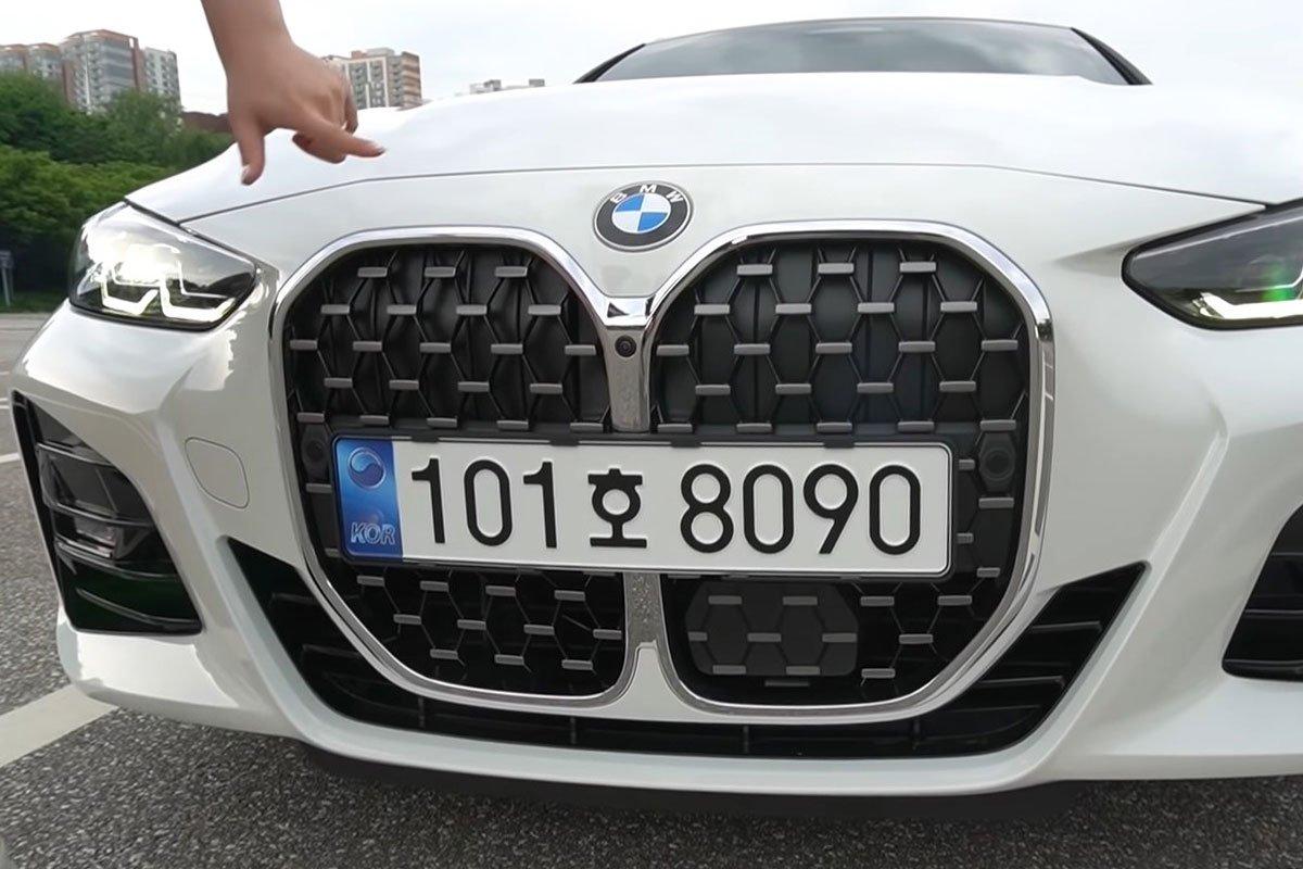 """""""Bóc tách"""" thực tếBMW 430iConvertible 2021: Chiếc xe với """"lỗ mũi"""" khủng lồ sắp về Việt Nam a2"""
