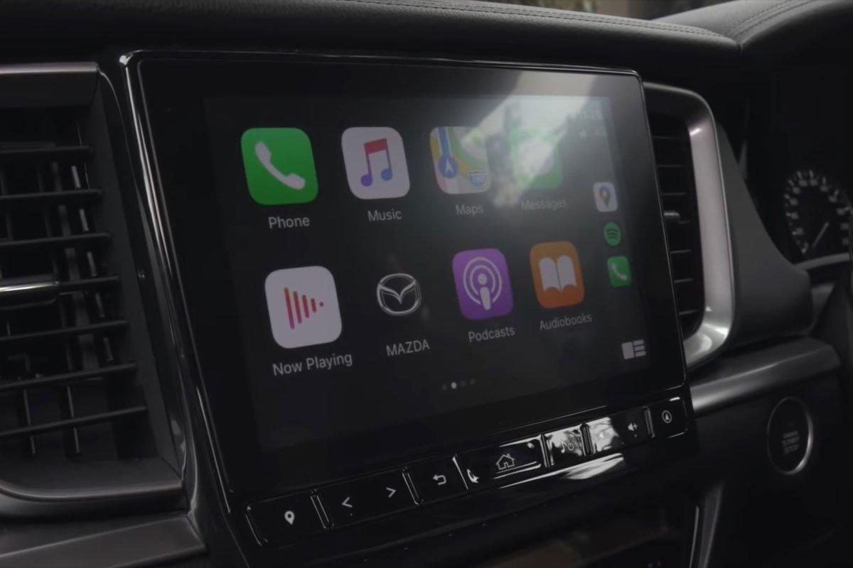 Đây là Mazda BT-50 2021 ngoài đời thực: Bán tải mềm mại liệu có thuyết phục được khách Việt? a4