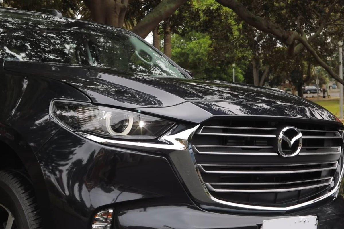 Đây là Mazda BT-50 2021 ngoài đời thực: Bán tải mềm mại liệu có thuyết phục được khách Việt? a3