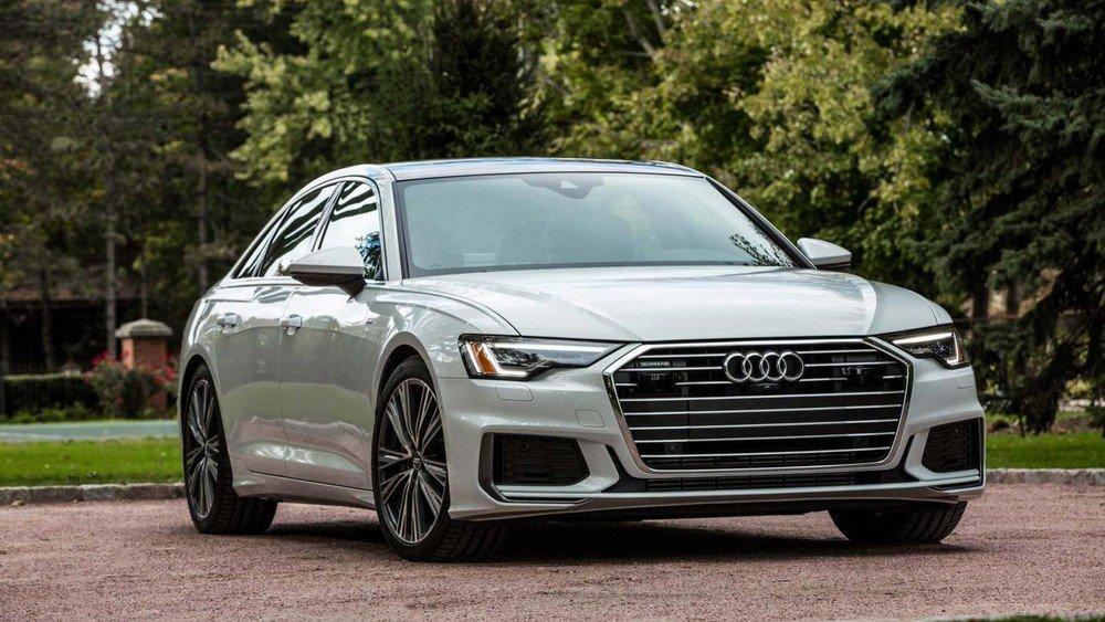 Audi A6 thế hệ mới vừa ra mắt thị trường Việt