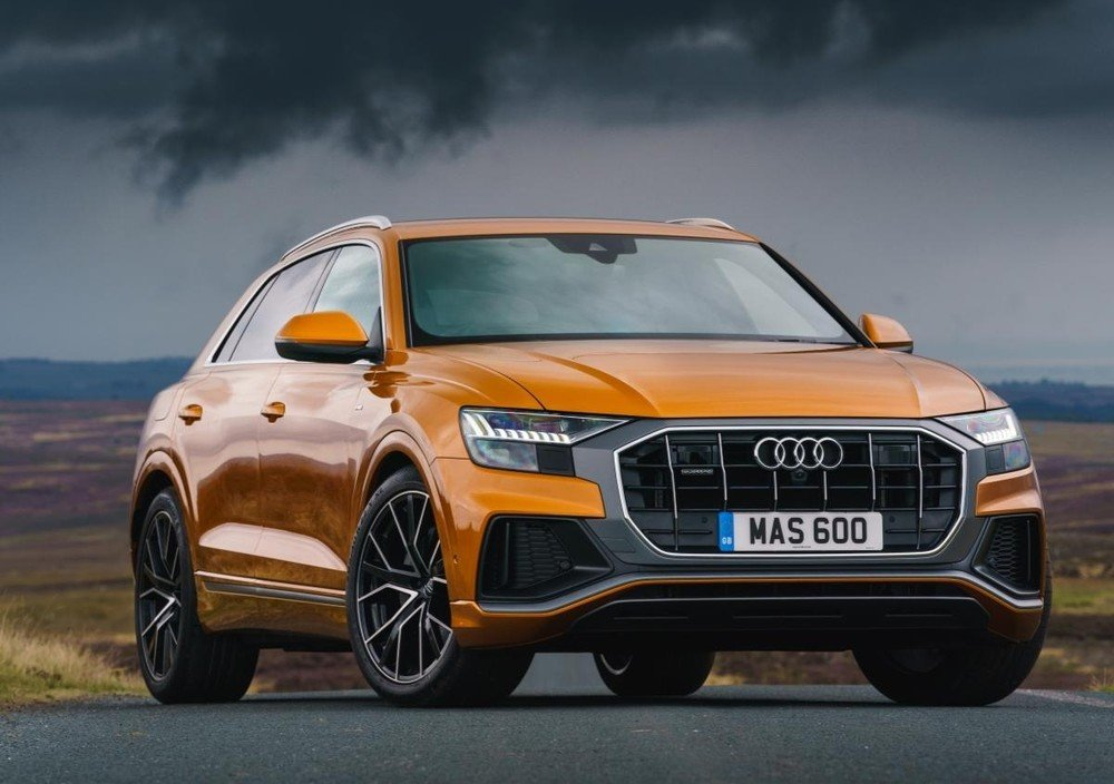 Giá xe Audi Q8 2021 mới nhất.