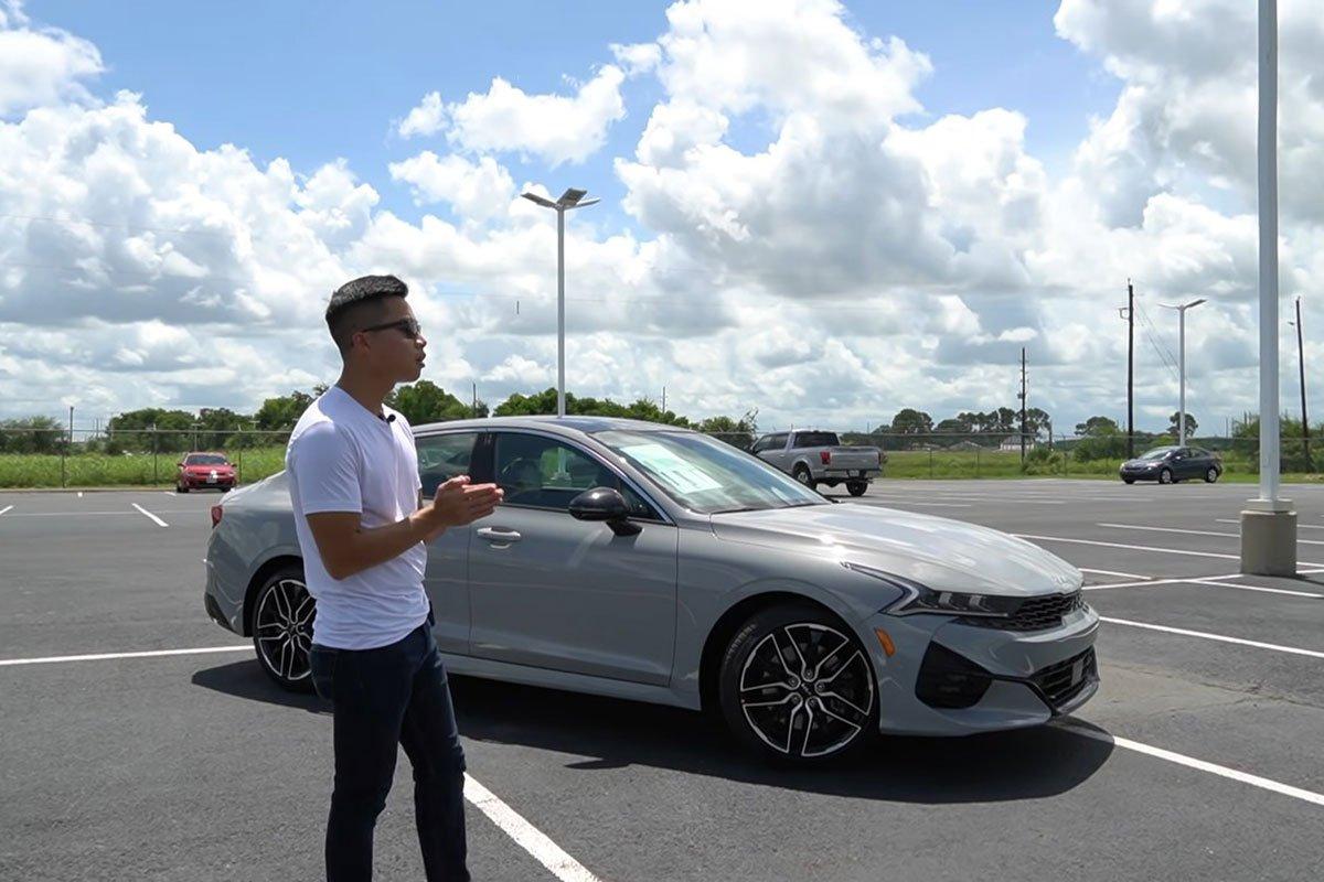 Người Việt đánh giá chi tiết Kia K5 2021: Đại lý Việt Nam nhận cọc, sắp ra mắt chính thức a6