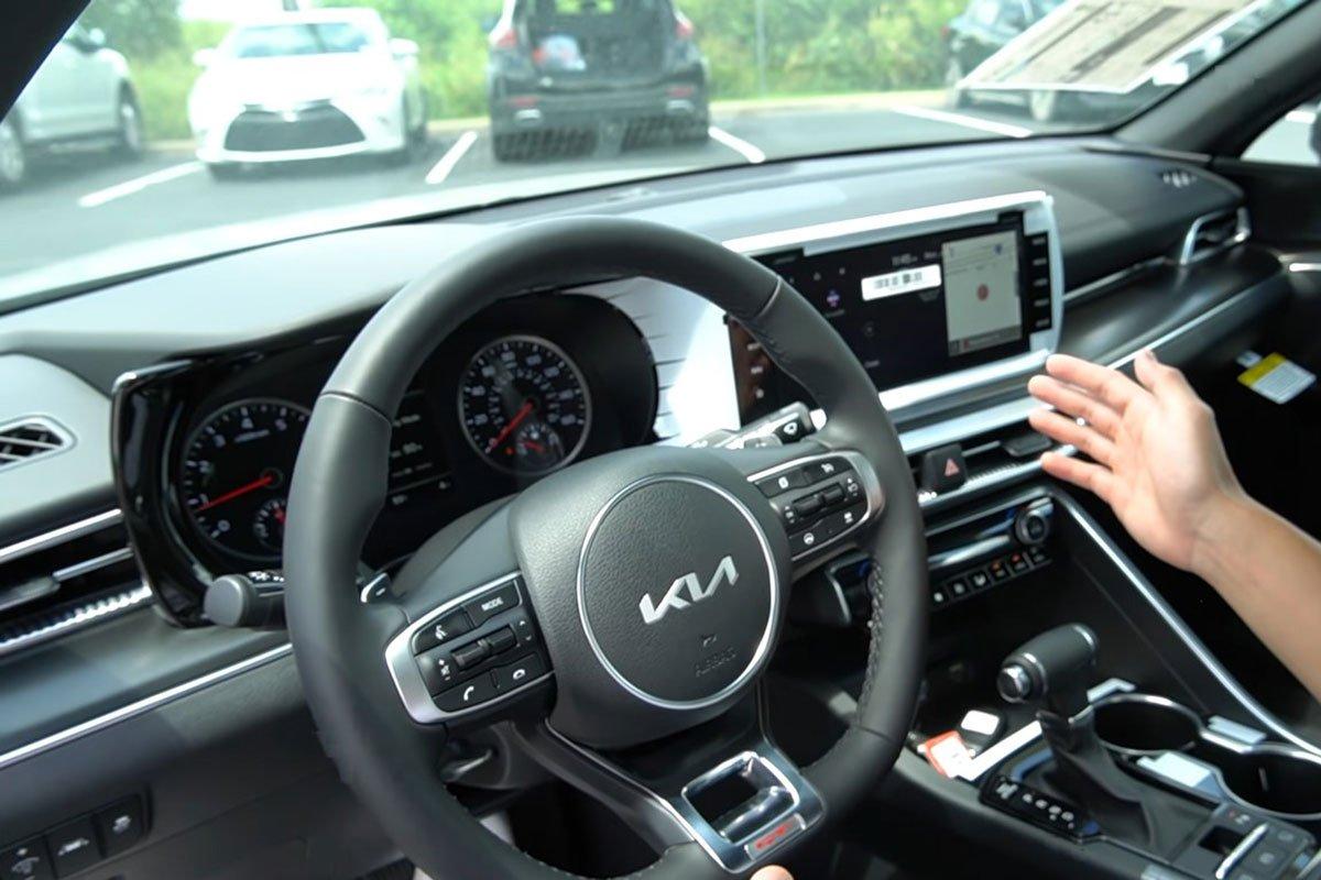 Người Việt đánh giá chi tiết Kia K5 2021: Đại lý Việt Nam nhận cọc, sắp ra mắt chính thức a12