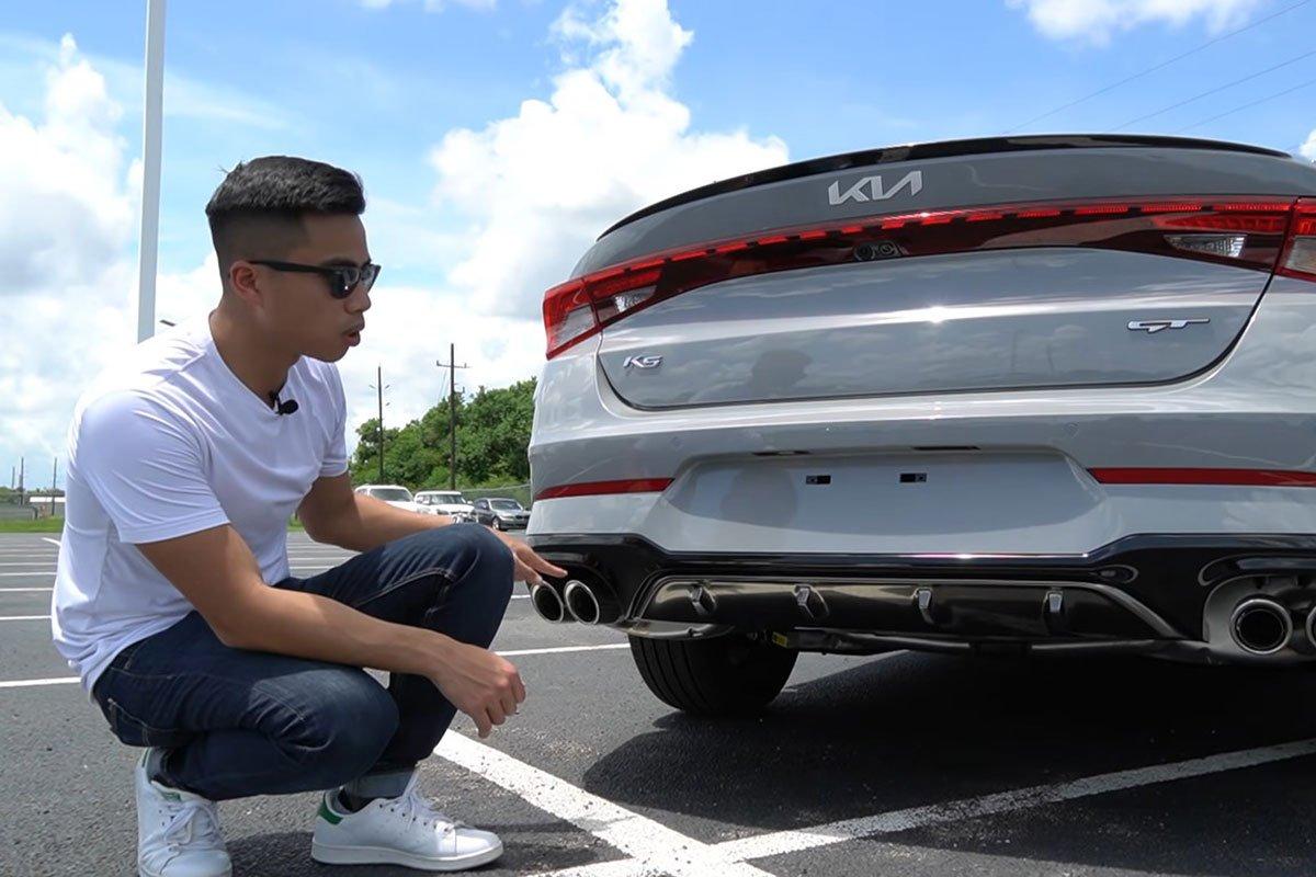 Người Việt đánh giá chi tiết Kia K5 2021: Đại lý Việt Nam nhận cọc, sắp ra mắt chính thức a9