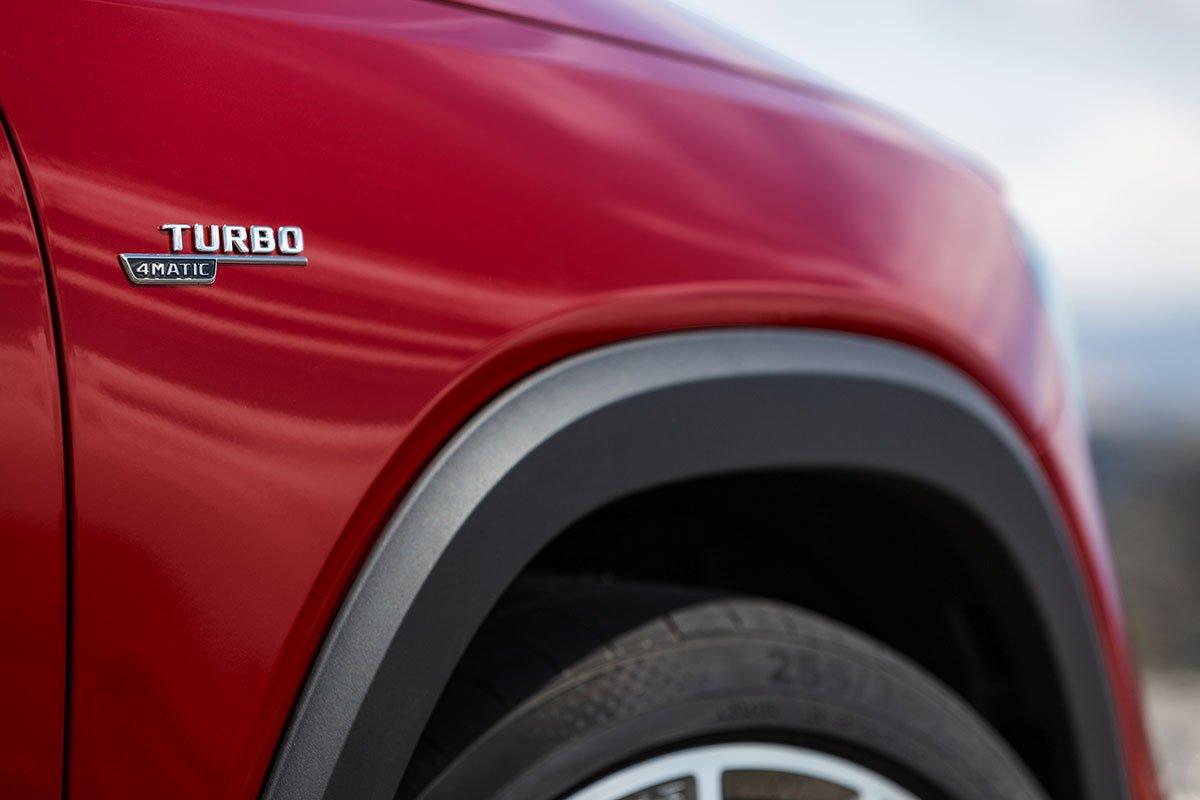 turbo xe Mercedes-AMG GLB 35 4MATIC.