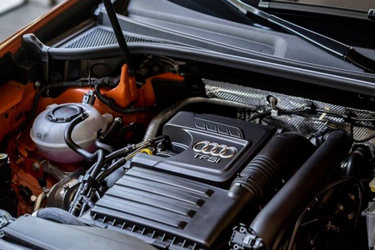 Động cơ xe Audi Q32021.