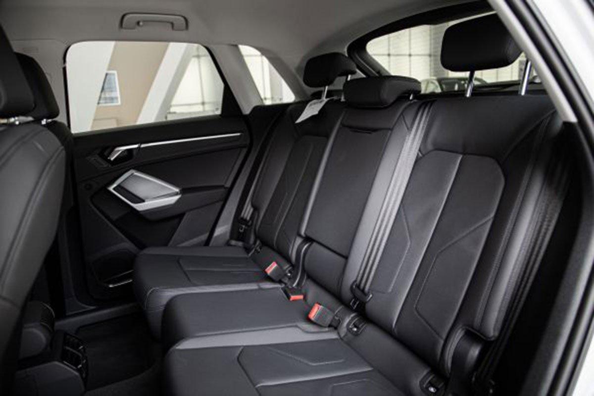 ghế ngồi trên Audi Q3.