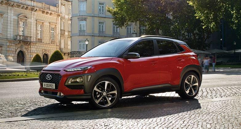 Giá xe Hyundai Kona mới nhất