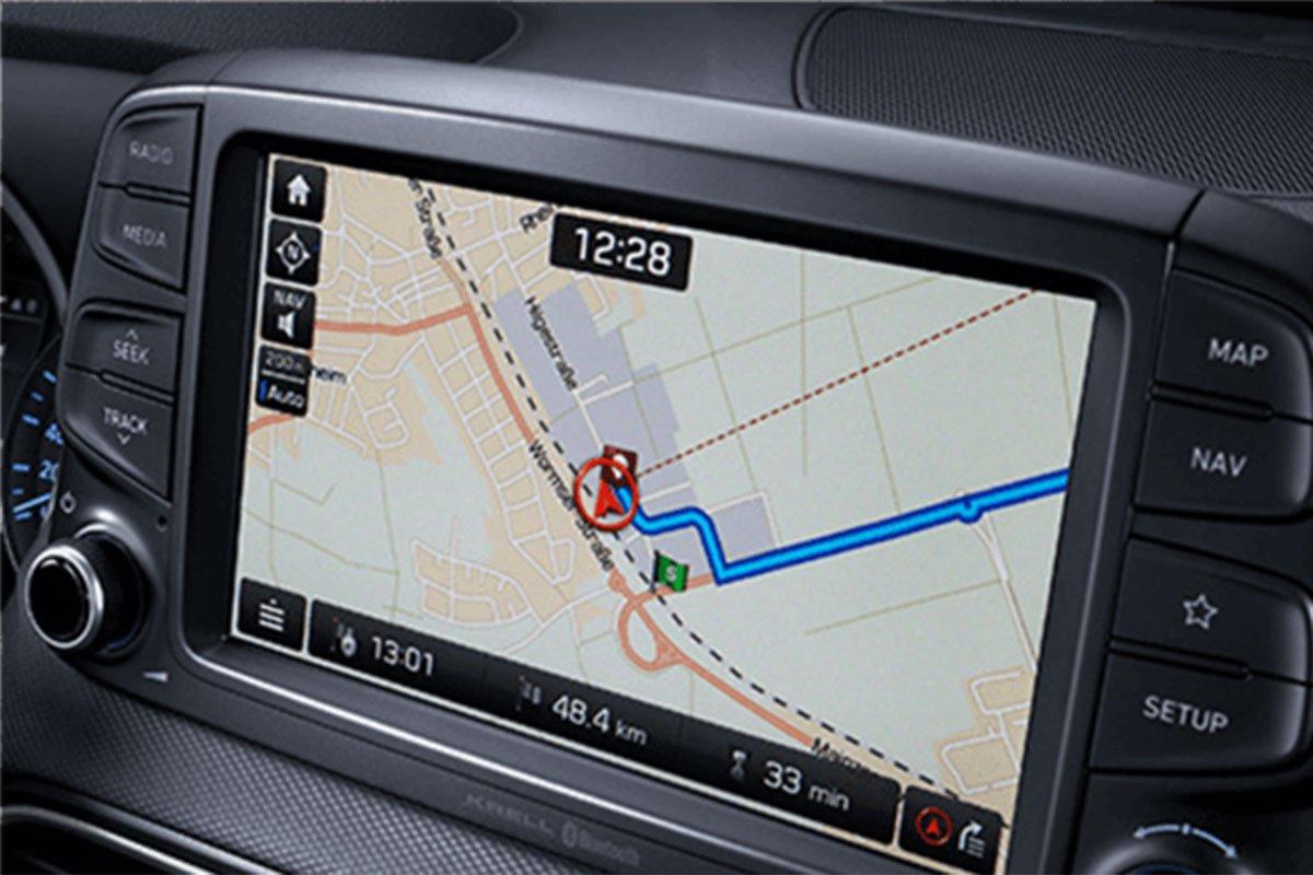 màn hình cảm ứng Hyundai Kona