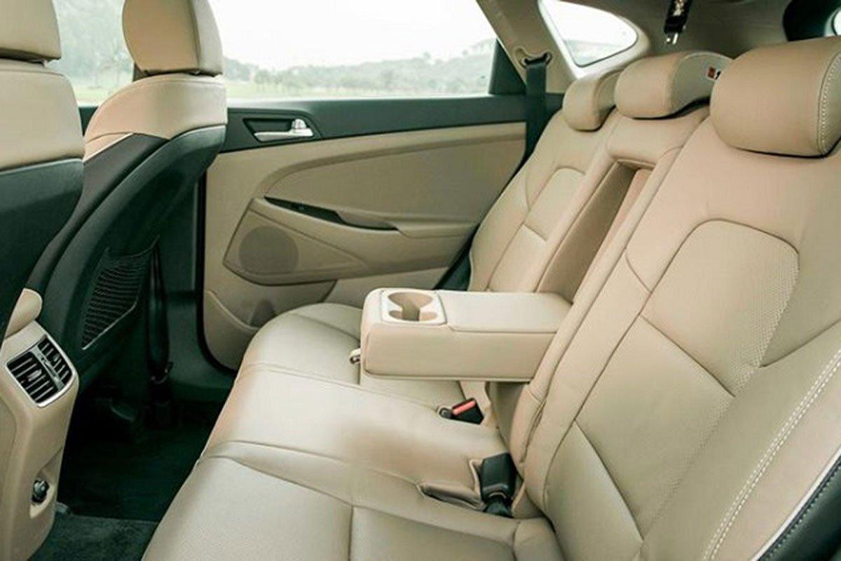 ghế xe Hyundai Tucson 2021