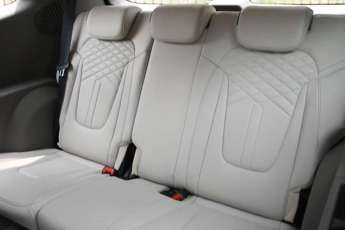 """""""Bóc tem"""" Hyundai Custo 2022: Tucson bản MPV có nội thất như xe Tesla a14"""