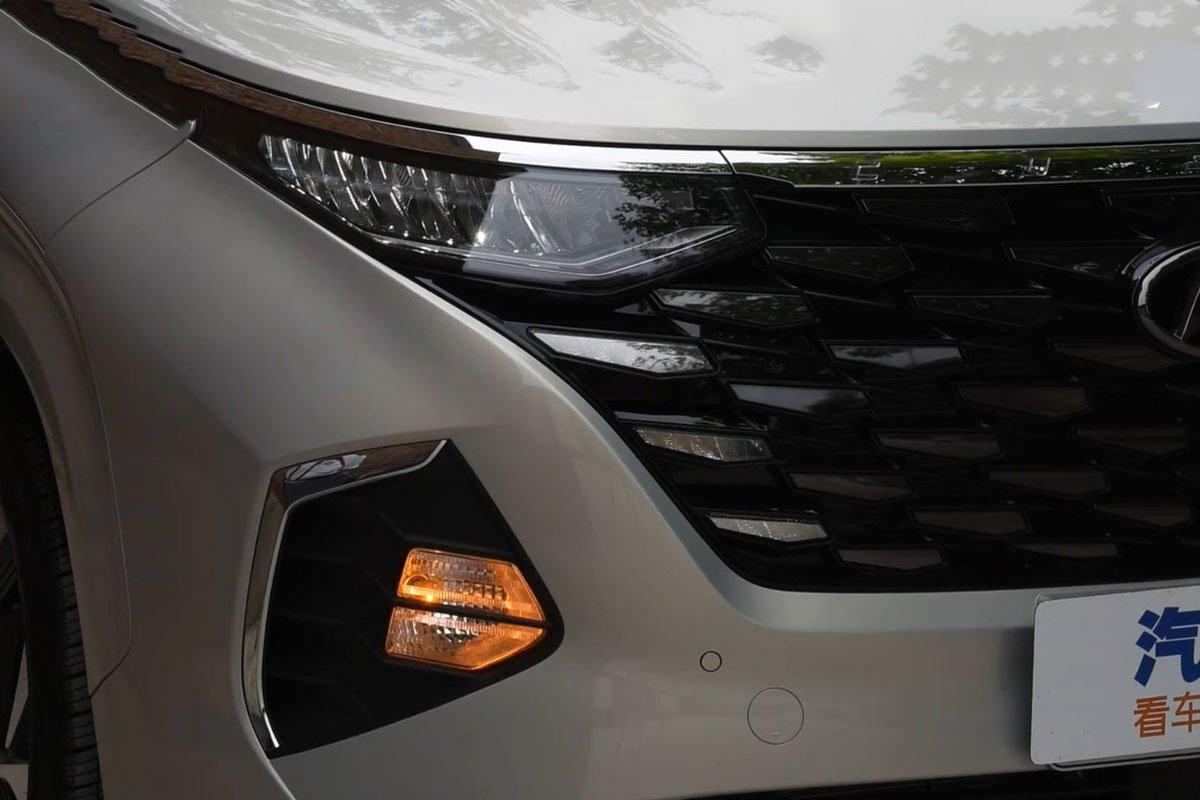 """""""Bóc tem"""" Hyundai Custo 2022: Tucson bản MPV có nội thất như xe Tesla a4"""