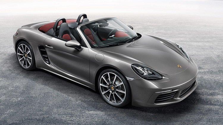 Giá xe Porsche 718 mới nhất