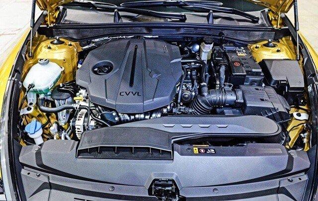 Động cơHyundai Sonata 2021.