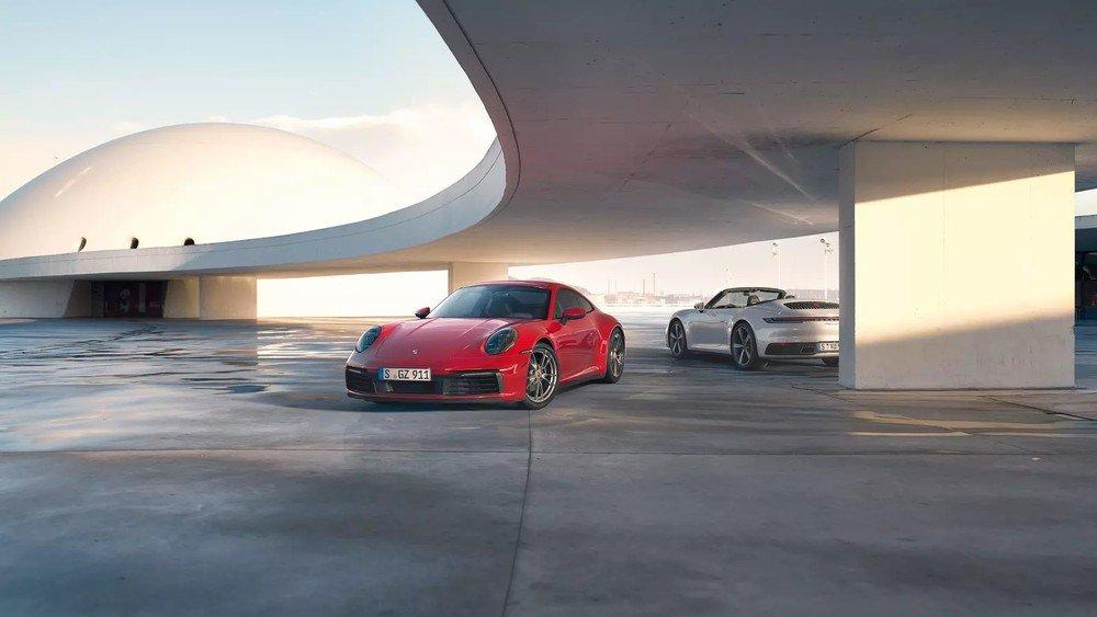 Giá xe Porsche 911 mới nhất.