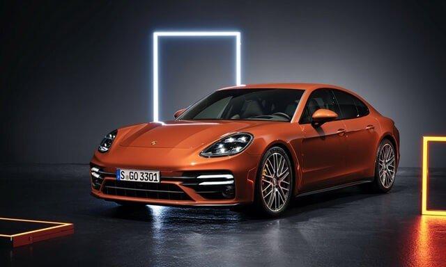 Giá xe Porsche Panamera mới nhất.